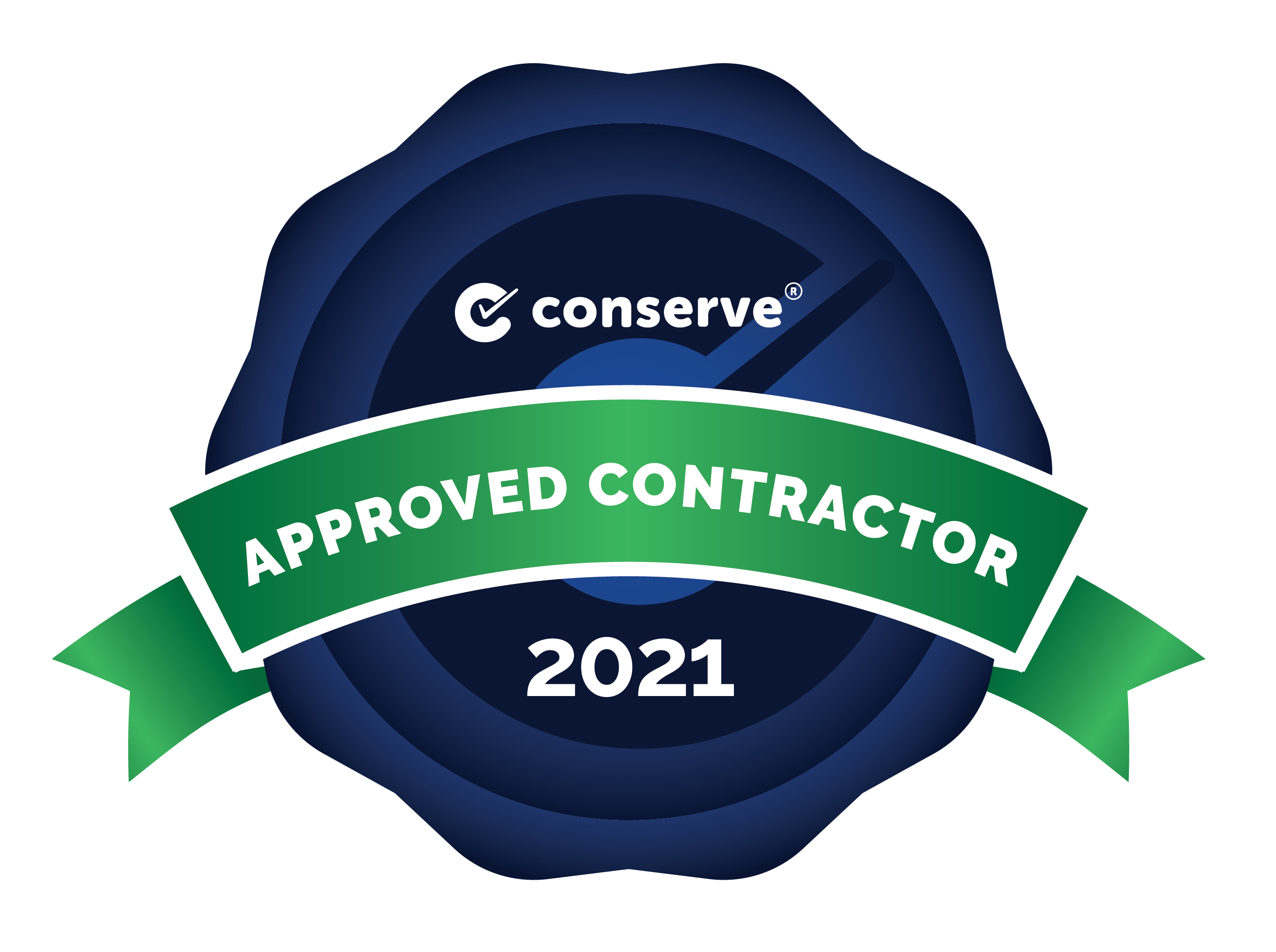 Conserve Approved Contractor 2020
