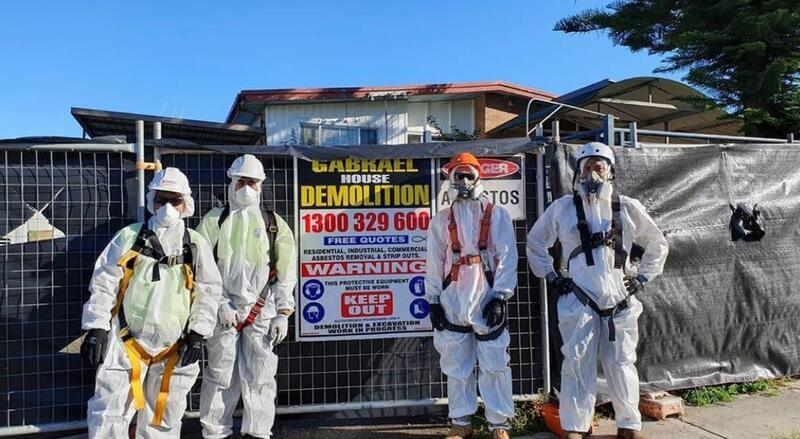 House Demolition Contractors Mortdale