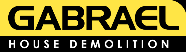 Gabrael House Demolition Logo