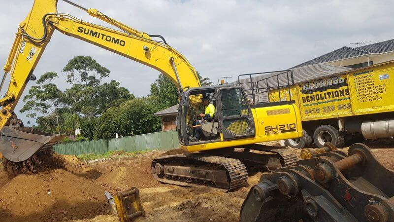 Site Preparation Sydney Experts